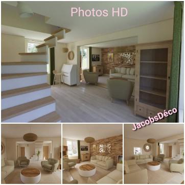 Rénovation totale de maison 120m2